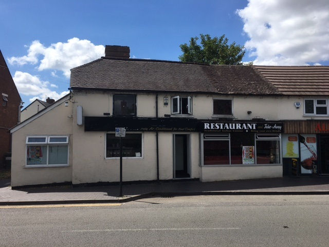 eea1dff3ff3854 Shropshire Village Location – Freehold Restaurant and Takeaway Premise