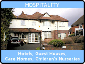 Hospitality Businesses for Sale